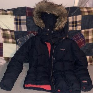 Hollister jacket